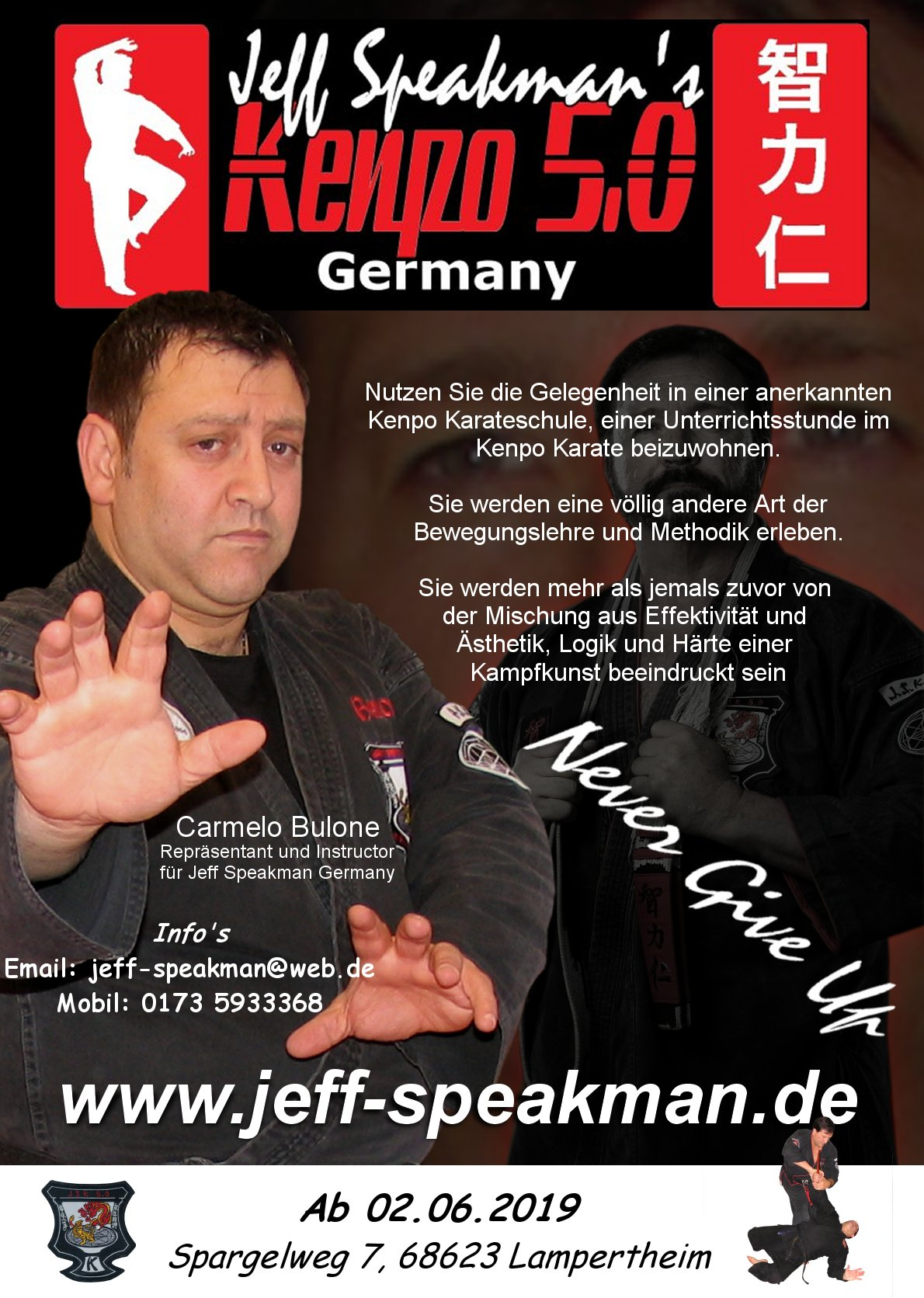Kenpo 5.0 in Lampertheim